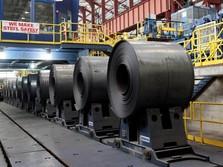 Eksklusif: Krakatau Steel Incar Pabrik Baja Kolaps
