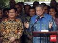 SBY: Visi-Misi Prabowo Harus Berorientasi Kepentingan Rakyat
