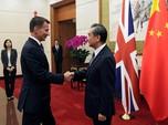 Cari Sekutu untuk Lawan AS, China Merapat ke Inggris