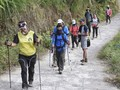 Korban Tewas Gempa Pendaki Rinjani Dievakuasi Lewat Darat