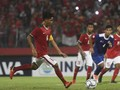 Timnas Indonesia U-16 vs Malaysia Imbang di Babak Pertama