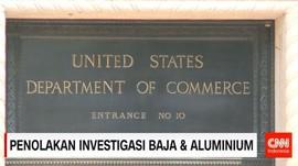 Penolakan Investigasi Baja & Aluminium