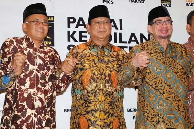 Menanti Bukti Loyal dan Setia Prabowo kepada PKS