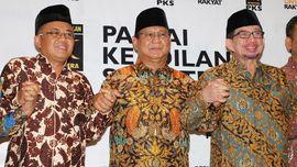 PKS Abstain Pilpres Jika Cawapres Prabowo di Luar Harapan