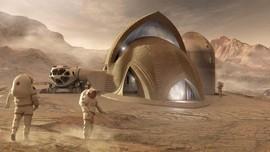 Suara Gempa di Mars Terekam Alat Detektor NASA
