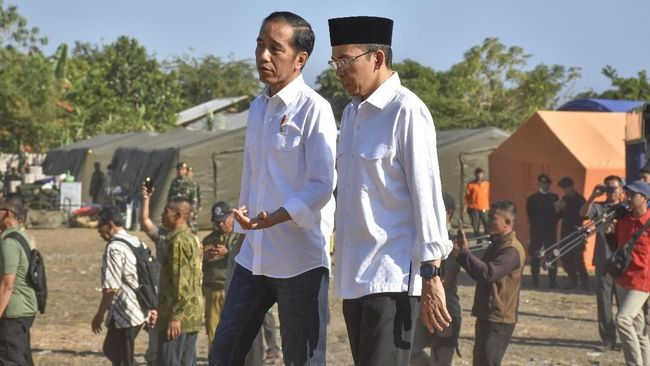 TGB: Jokowi Miliki Rekam Jejak Keislaman yang Jelas