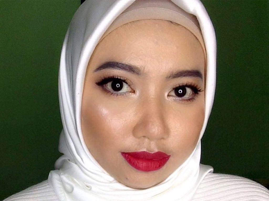 Kisah Laninka Siamiyono, Difabel yang Merasa Hidup Kembali karena Makeup