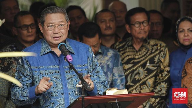 SBY: Pemilu Bukan Bharatayuda untuk Saling Menghancurkan
