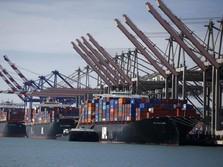 Perang Dagang: Pelabuhan AS Kehilangan Bisnis & PHK Karyawan
