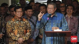 Gerindra Tagih Janji SBY dan AHY Kampanyekan Prabowo-Sandi