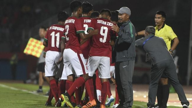 Fakhri Kangen Timnas Indonesia U-19 Main di Sidoarjo