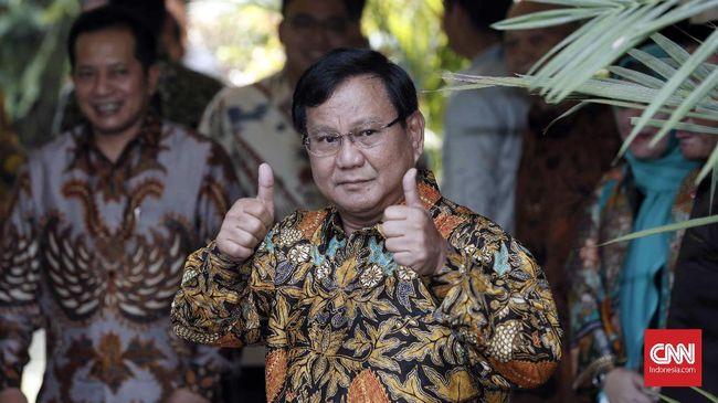 Menimbang Tiga Kandidat Pendamping Prabowo