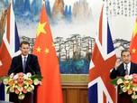 Masa Romantis Usai, Inggris Makin 'Gempur' China