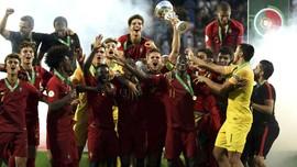 Portugal Diberkati Drama Gol Menit ke-109 di Piala Eropa