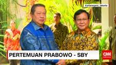 Pertemuan Prabowo SBY