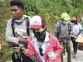 Evakuasi Rampung, Jalur Pendakian Gunung Rinjani Masih Tutup
