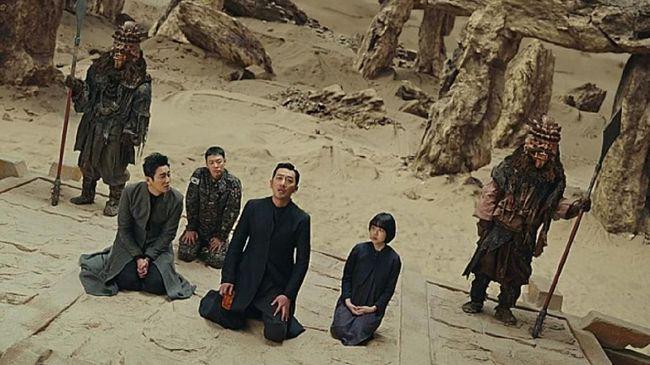 Penjualan Tiket Menurun, Box Office Korea Tetap Untung