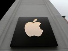 Apple Keluhkan Tarif ke China, Trump: Bangun Pabrik di AS!