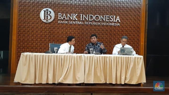 Bank Indonesia (BI) secara resmi memulai pekan Gerbang Pembayaran Nasional (GPN)