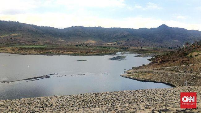 Pemerintah Rampungkan Pembangunan Bendungan Mila di Sumbawa