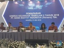 Minat Suntik Bank Banten, Saham BRI Menguat 2,33%