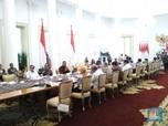 Jokowi Panggil 17 Pejabat ke Istana Bogor Bahas DMO Batu Bara