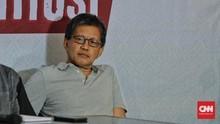 Rocky Gerung Kaget PNS DKI Lontarkan Slogan Ganti Presiden