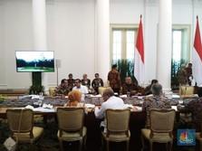 Buka Ratas Soal Cadev, Jokowi: Negara Butuh Dolar!