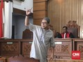 Hakim Ketok Palu, Pemimpin JAD Teriak Takbir
