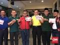Jokowi Beri Arahan Khusus kepada Sembilan Sekjen Parpol