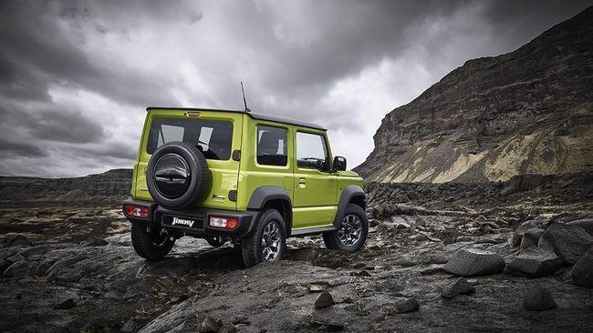 Suzuki Indonesia dan Prinsipal Belum Cocok soal Jimny Baru