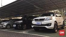 MPV dan SUV Bekas yang Dicari Jelang Lebaran