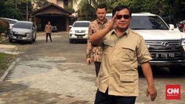 Cawapres Prabowo Mengerucut Dua Nama