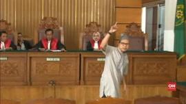 VIDEO: Pemimpin JAD Pekik Takbir Usai Vonis di PN Jaksel