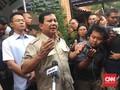 Prabowo: Gerakan Ganti Presiden Biasa, Jangan Dibikin Heboh