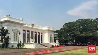 Rayakan Kemerdekaan RI, Istana Pamerkan 45 Koleksi Seni