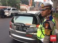 Kepolisian Antisipasi Pelat Nomor Palsu di Area Ganjil Genap