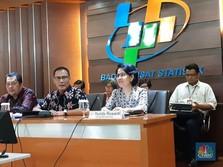 PDB Kuartal II-2018 Capai Rp 3.683,9 Triliun