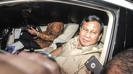 Bimbang Prabowo: Pilih AHY dan Amankan Koalisi