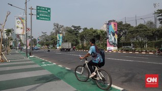 Oknum PNS Penabrak Pesepeda di Jalan Sudirman Positif Ekstasi