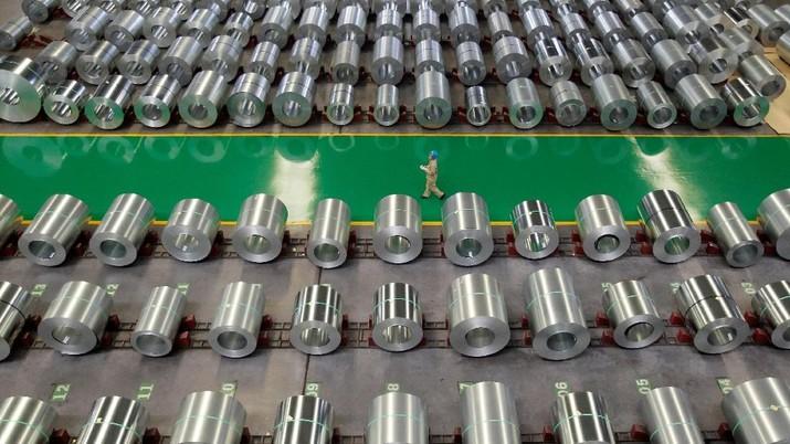 Untuk pengembangan ini perusahaan akan bekerja sama dengan perusahaan baja asal China dalam hal operasional dan manajemen.