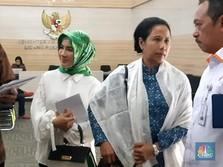Menteri Rini Ungkap Alasan Tunjuk Nicke Jadi Bos Pertamina
