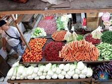 Konsensus Pasar: Inflasi Agustus 0,07% MtM, 3,33% YoY