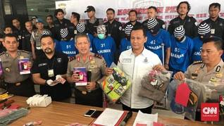 Perampok Menyamar Polisi di Perbatasan Jateng Dibekuk
