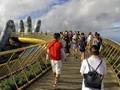 Ada Jembatan 'Tangan Tuhan' di Vietnam