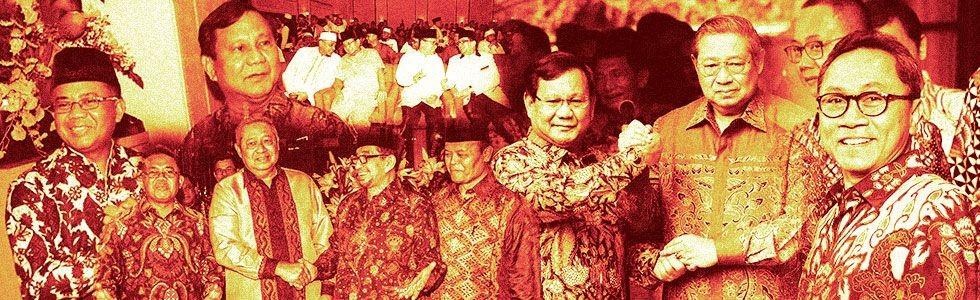 Otak-atik Koalisi Lawan Jokowi