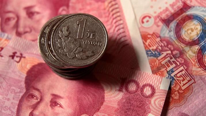 Faktor devisa yang memihak Negeri Tirai Bambu membuat yuan lebih punya pijakan untuk menguat.