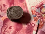Bank Sentral China Kuatkan Yuan, Rupiah Melemah Tipis