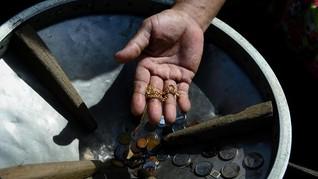 FOTO: 'Indiana Jones' Pemburu Harta Karun di Chao Phraya