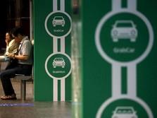 Grab Car Kuasai 70% Pangsa Pasar Taxi Online Indonesia